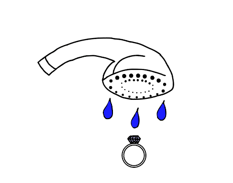 Nettoyage des bijoux