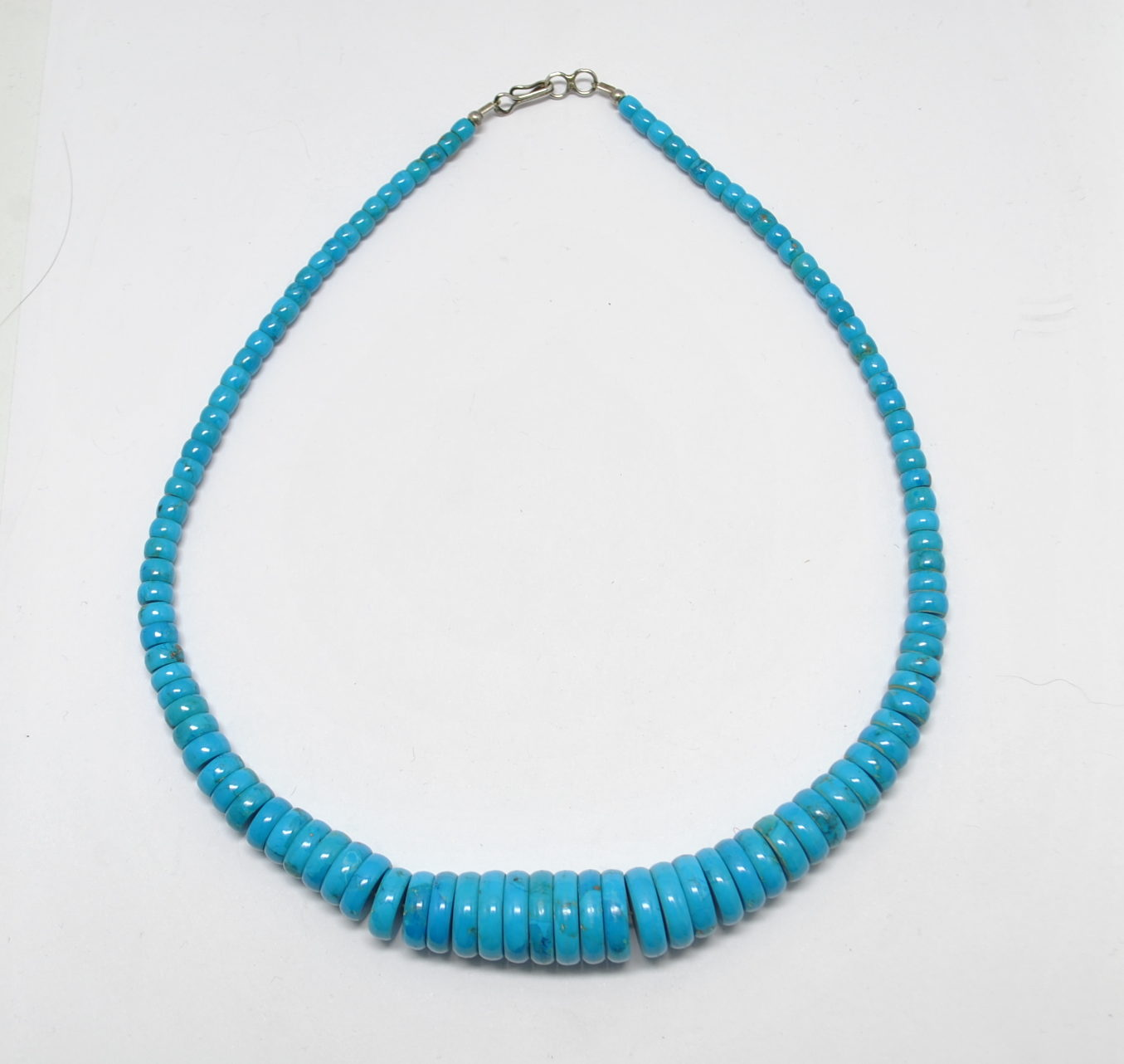 Collier turquoise vintage