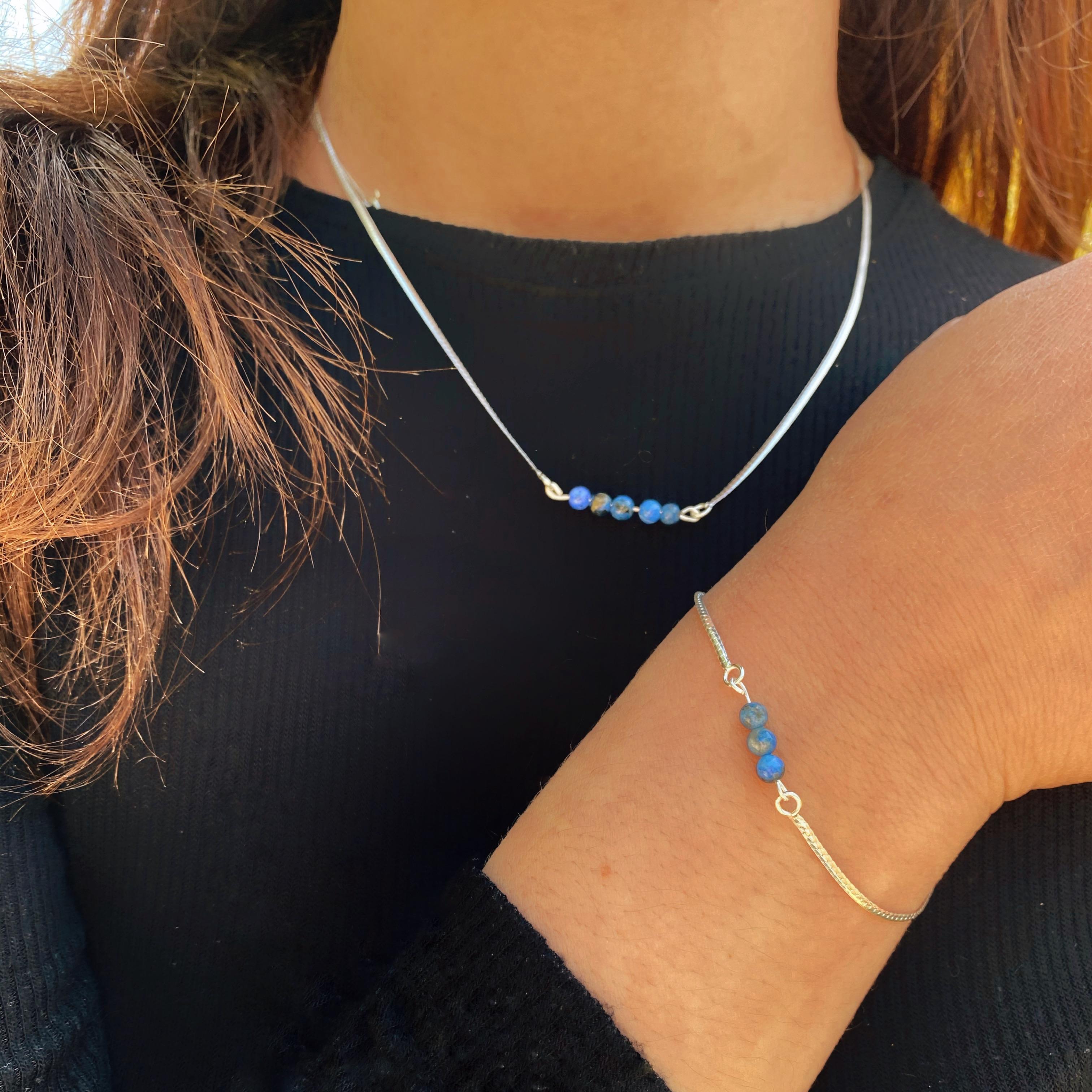 collier-bracelet-lapis-lazuli
